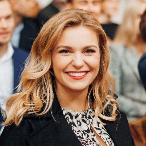 Alvydė Palaimaitė Lietuvos marketingo asociacijos vadovė, startuolių investuotoja